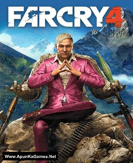 Far Cry 4 Cover, Poster, Full Version, PC Game, Download Free