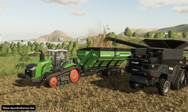 Farming Simulator 19 Screenshot 1, Full Version, PC Game, Download Free