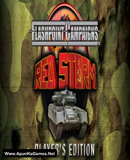 Flashpoint Campaigns: Red Storm Player's Edition Cover, Poster, Full Version, PC Game, Download Free