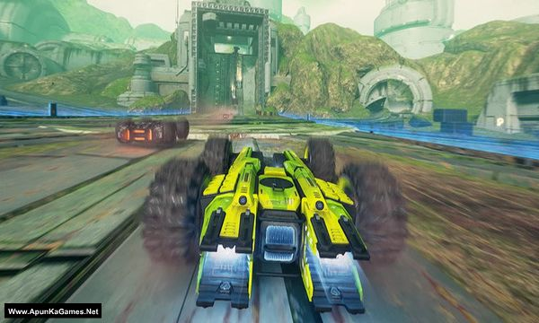 GRIP: Combat Racing Screenshot 1, Full Version, PC Game, Download Free