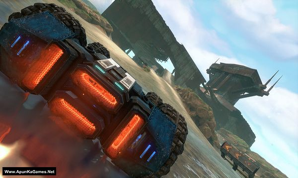 GRIP: Combat Racing Screenshot 3, Full Version, PC Game, Download Free