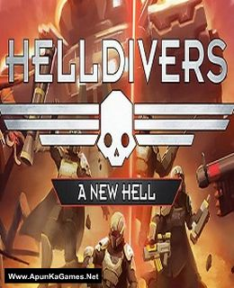 HELLDIVERS A New Hell Edition Cover, Poster, Full Version, PC Game, Download Free
