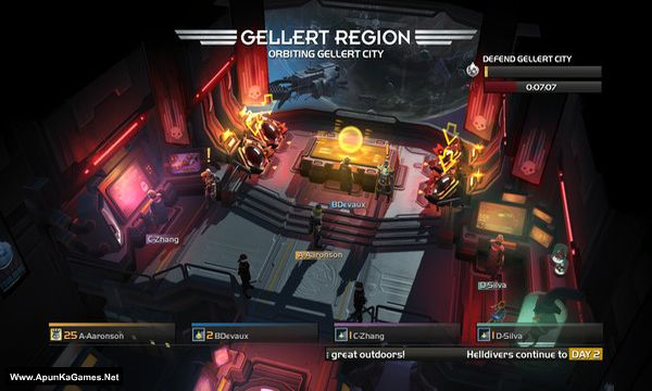 HELLDIVERS A New Hell Edition Screenshot 1, Full Version, PC Game, Download Free