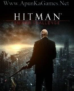 Hitman: Sniper Challenge Cover, Poster, Full Version, PC Game, Download Free