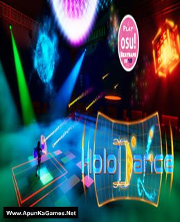 Holodance Cover, Poster, Full Version, PC Game, Download Free