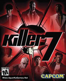 Killer7 Cover, Poster, Full Version, PC Game, Download Free