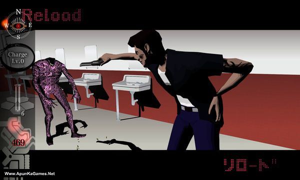 Killer7 Screenshot 3, Full Version, PC Game, Download Free