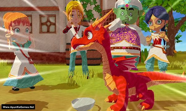 Little Dragons Cafe Screenshot 1, Full Version, PC Game, Download Free
