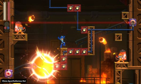 Mega Man 11 Screenshot 3, Full Version, PC Game, Download Free