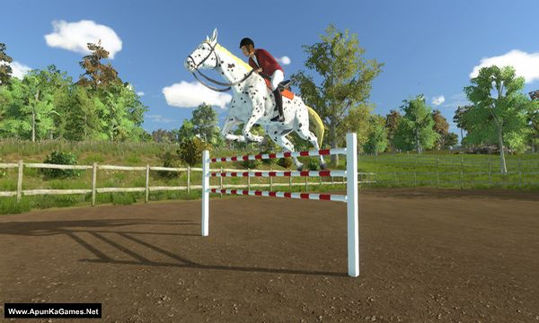 My Little Riding Champion Screenshot 1, Full Version, PC Game, Download Free