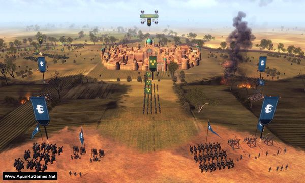 Oriental Empires: Genghis Screenshot 1, Full Version, PC Game, Download Free