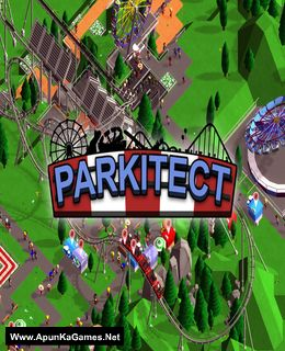 Parkitect Cover, Poster, Full Version, PC Game, Download Free