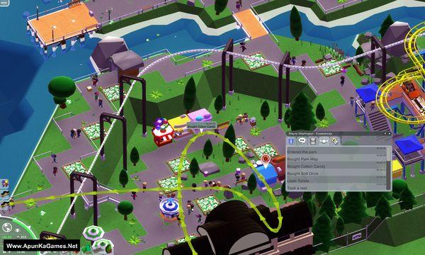 Parkitect Screenshot 1, Full Version, PC Game, Download Free