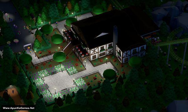 Parkitect Screenshot 2, Full Version, PC Game, Download Free
