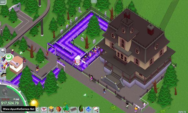Parkitect Screenshot 3, Full Version, PC Game, Download Free