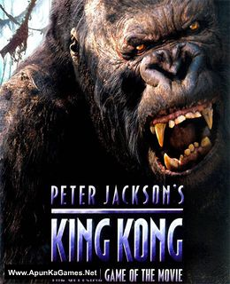 Peter Jackson's King Kong Cover, Poster, Full Version, PC Game, Download Free