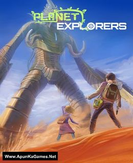 Planet Explorers Cover, Poster, Full Version, PC Game, Download Free