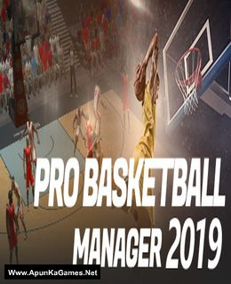 Pro Basketball Manager 2019 Cover, Poster, Full Version, PC Game, Download Free