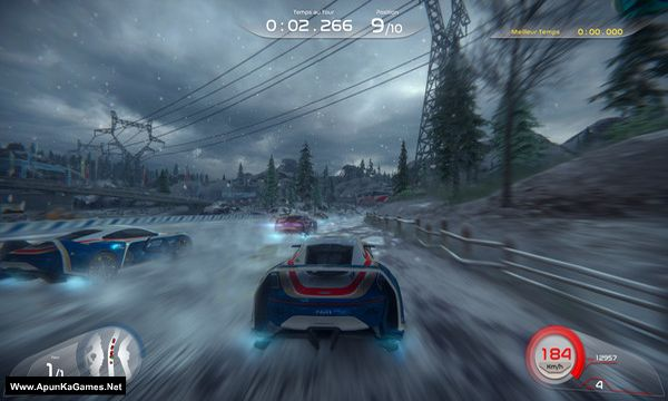 Rise: Race the Future Screenshot 1, Full Version, PC Game, Download Free