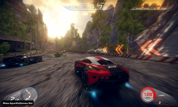 Rise: Race the Future Screenshot 3, Full Version, PC Game, Download Free