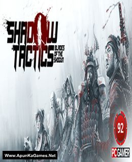 Shadow Tactics: Blades of the Shogun Cover, Poster, Full Version, PC Game, Download Free
