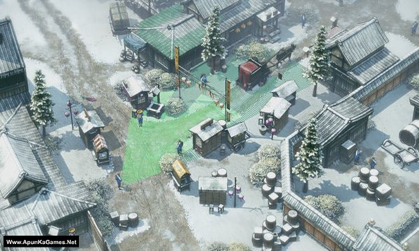 Shadow Tactics: Blades of the Shogun Screenshot 1, Full Version, PC Game, Download Free