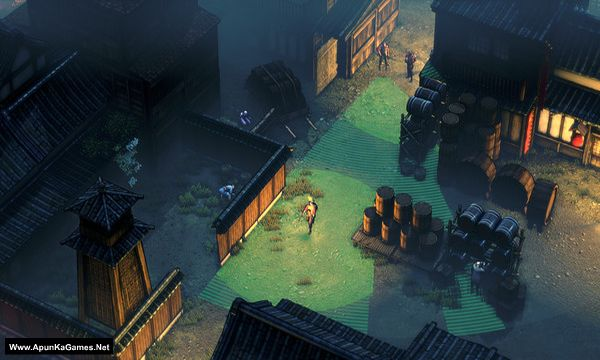 Shadow Tactics: Blades of the Shogun Screenshot 3, Full Version, PC Game, Download Free