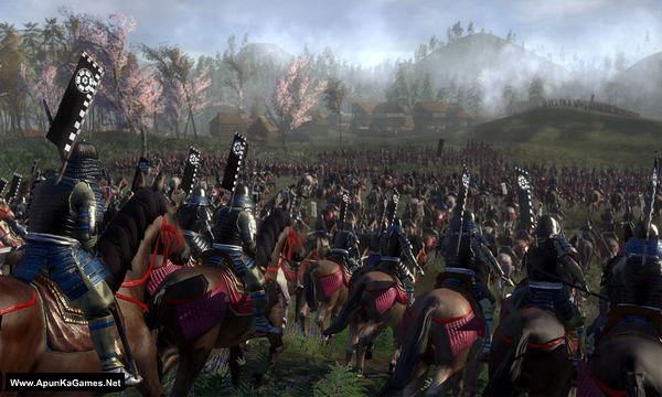 Shogun: Total War Warlord Edition Screenshot 1, Full Version, PC Game, Download Free
