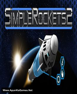 SimpleRockets 2 Cover, Poster, Full Version, PC Game, Download Free