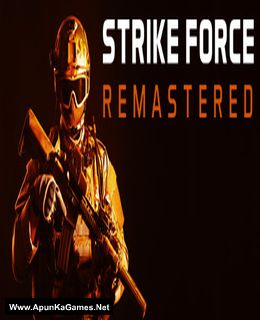 Strike Force Remastered Cover, Poster, Full Version, PC Game, Download Free