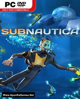 Subnautica Cover, Poster, Full Version, PC Game, Download Free