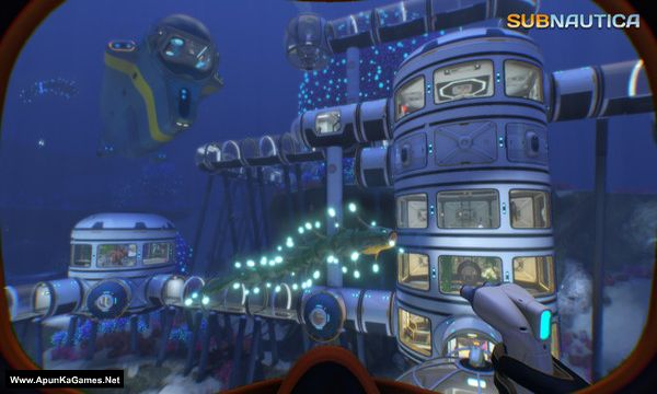 Subnautica Screenshot 3, Full Version, PC Game, Download Free