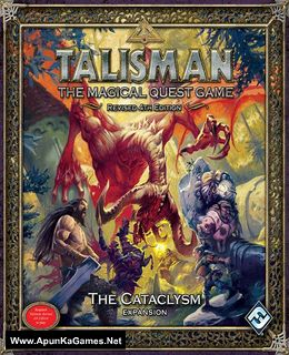 Talisman - The Cataclysm Expansion Cover, Poster, Full Version, PC Game, Download Free