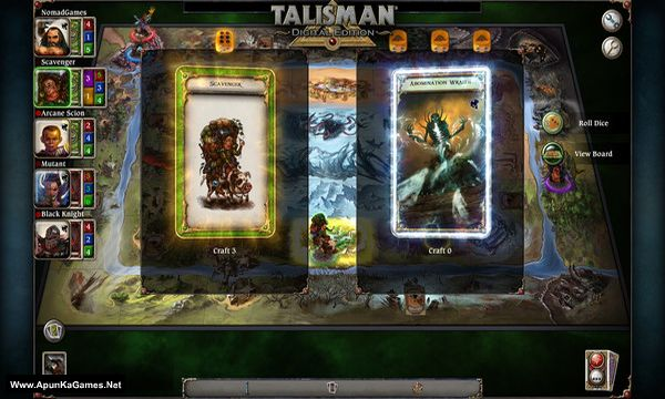 Talisman - The Cataclysm Expansion Screenshot 2, Full Version, PC Game, Download Free