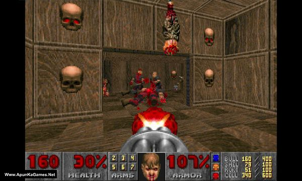 The Ultimate Doom Screenshot 3, Full Version, PC Game, Download Free