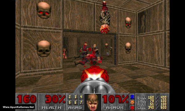 The Ultimate Doom Screenshot 3, Full Version, PC Game, Download Free
