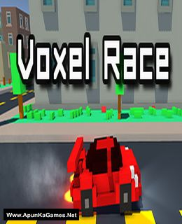 Voxel Race Cover, Poster, Full Version, PC Game, Download Free