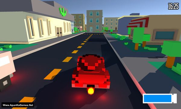 Voxel Race Screenshot 3, Full Version, PC Game, Download Free