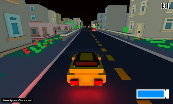 Voxel Race Screenshot 1, Full Version, PC Game, Download Free