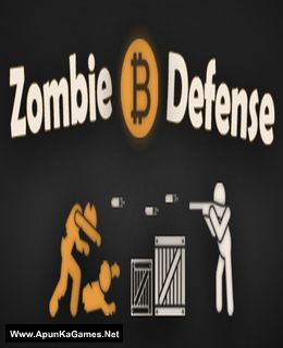 Zombie Bitcoin Defense Cover, Poster, Full Version, PC Game, Download Free