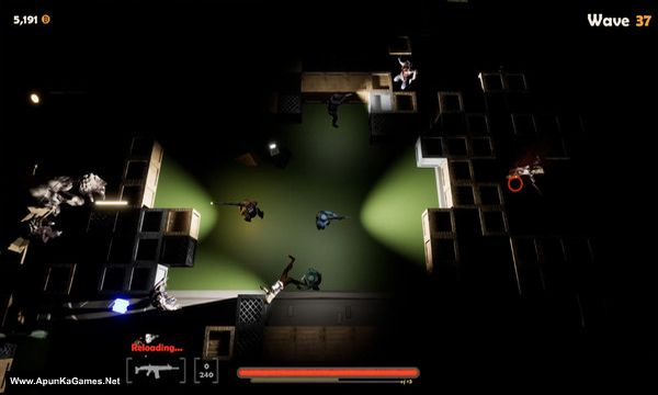 Zombie Bitcoin Defense Screenshot 2, Full Version, PC Game, Download Free