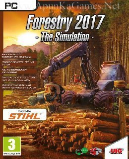 Forestry 2017: The Simulation Cover, Poster, Full Version, PC Game, Download Free