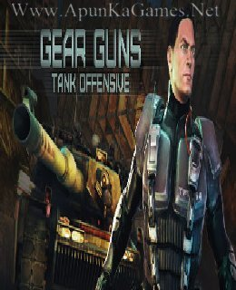GEARGUNS: Tank offensive Cover, Poster, Full Version, PC Game, Download Free
