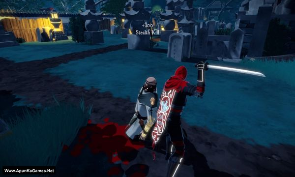 Aragami Screenshot 3, Full Version, PC Game, Download Free