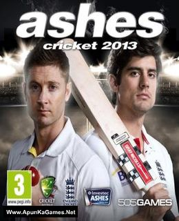 Ashes Cricket 2013 Cover, Poster, Full Version, PC Game, Download Free