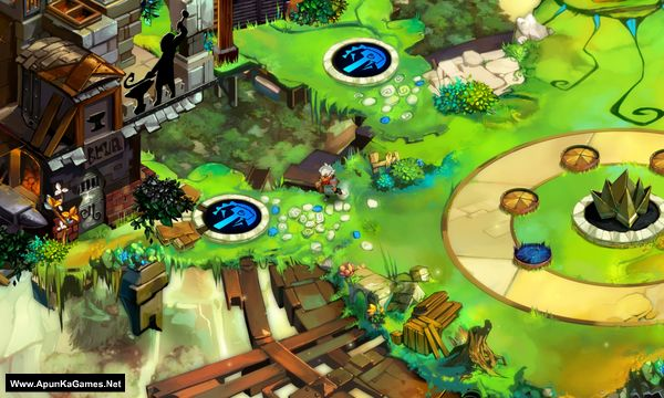 Bastion Screenshot 1, Full Version, PC Game, Download Free