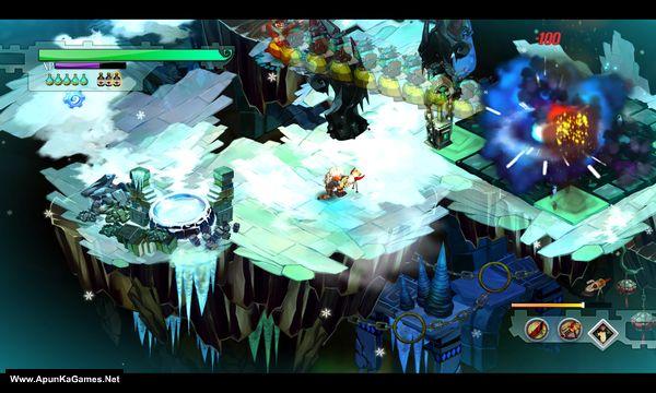 Bastion Screenshot 2, Full Version, PC Game, Download Free