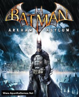 Batman: Arkham Asylum Cover, Poster, Full Version, PC Game, Download Free