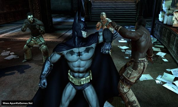 Batman: Arkham Asylum Screenshot 2, Full Version, PC Game, Download Free