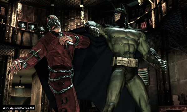Batman: Arkham Asylum Screenshot 3, Full Version, PC Game, Download Free
